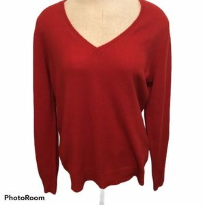Ann Taylor Cashmere Sweater NWT
